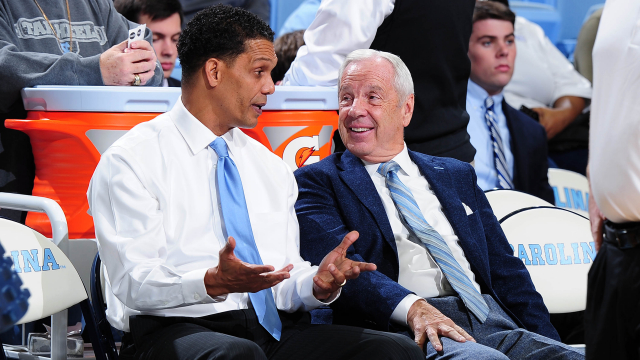 King Rice and Roy Williams.